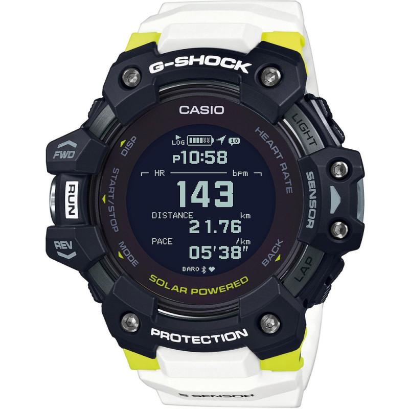 Športové hodinky Casio G-Shock GBD-H1000-1A7ER s meraním tepu a GPS