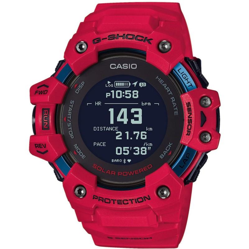 Športové hodinky Casio G-Shock GBD-H1000-4ER s meraním tepu a GPS
