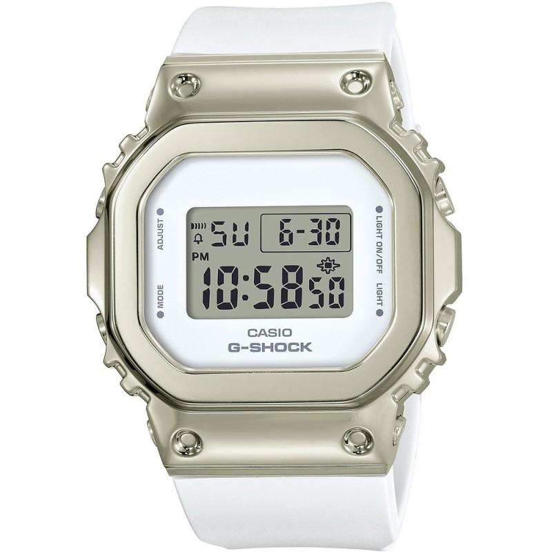 Casio G-Shock GM-S5600G-7ER Steel