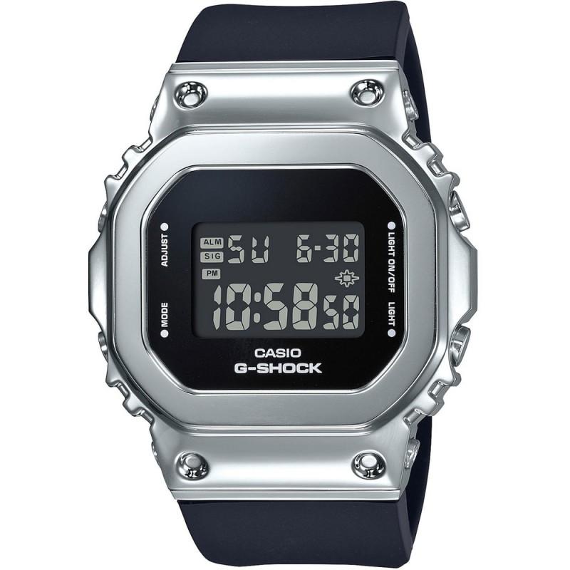 Casio G-Shock GM-S5600-1ER Steel