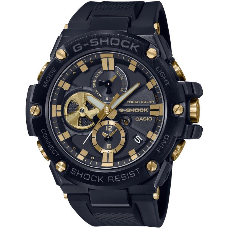 Pánske hodinky Casio G-Shock GST-B100GC-1AER Bluetooth® Solar
