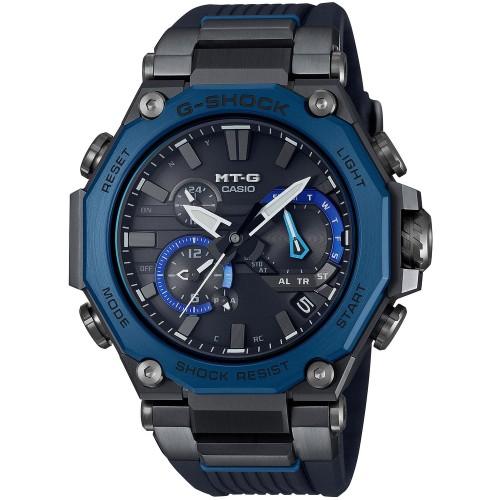 Pánske hodinky Casio G-Shock MTG-B2000B-1A2ER Bluetooth Radio Control Solar