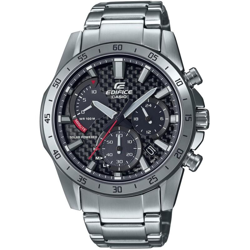 Pánske hodinky Casio Edifice EFS-S580D-1AVUEF Solar Sapphire