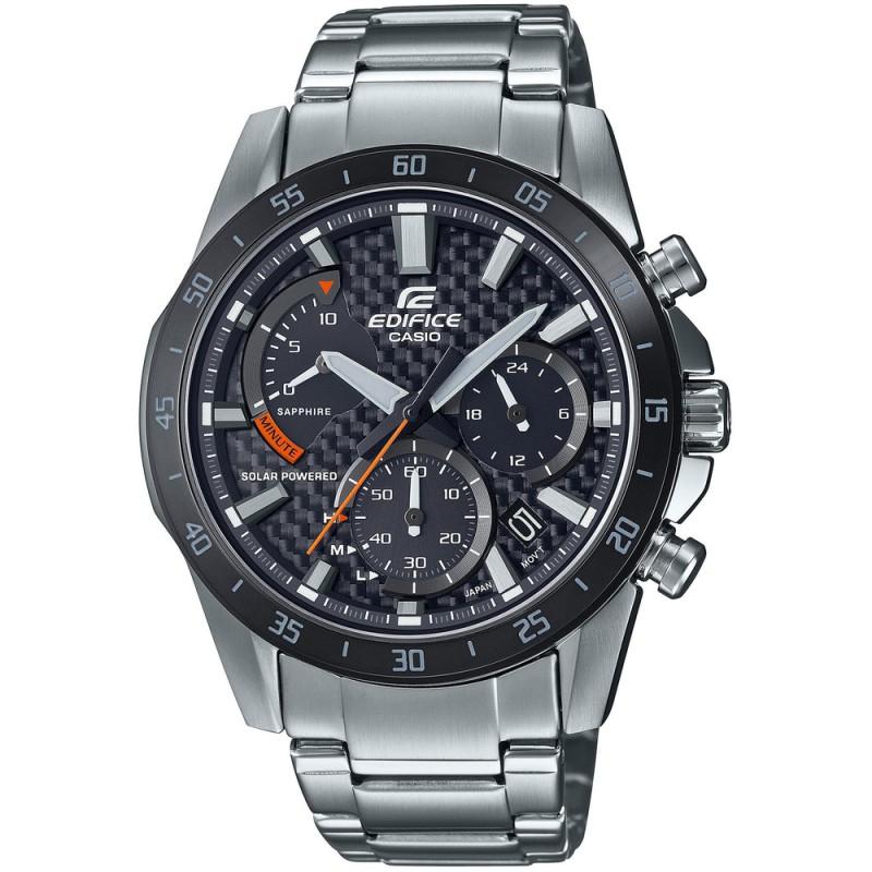 Pánske hodinky Casio Edifice EFS-S580DB-1AVUEF Solar Sapphire