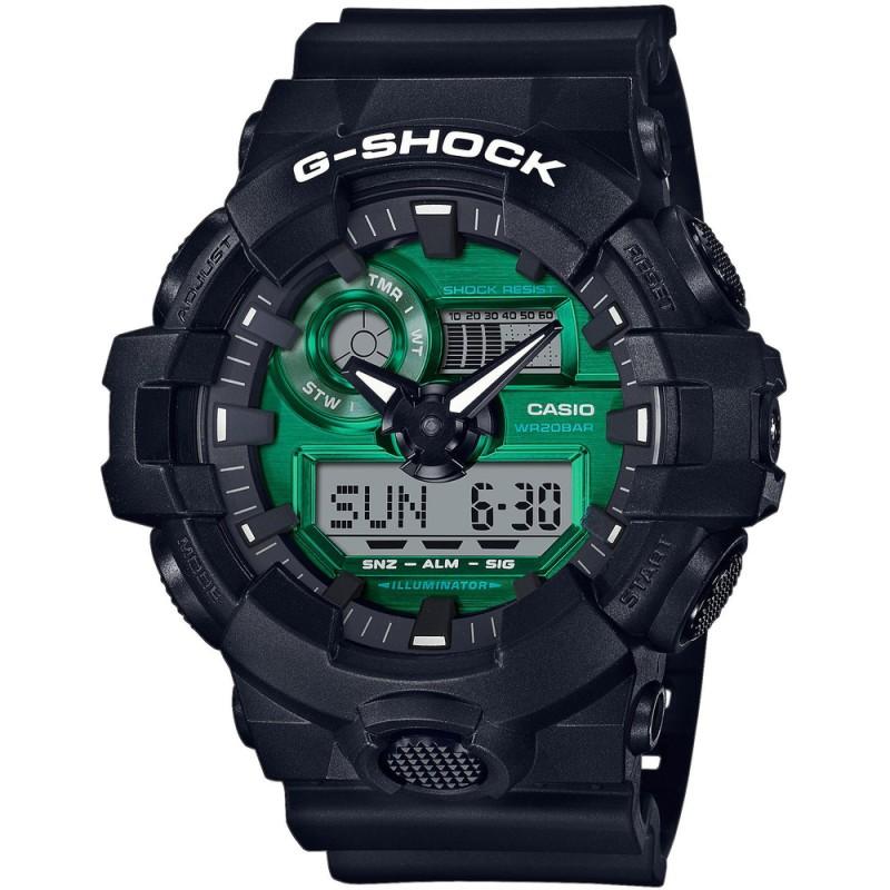 Pánske hodinky Casio G-Shock GA-700MG-1AER