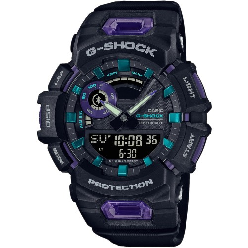Hodinky s krokomerom Casio G-Shock GBA-900-1A6ER Bluetooth® Step Tracker