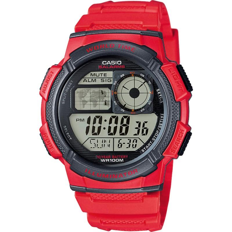 Pánske hodinky Casio AE-1000W-4AVEF