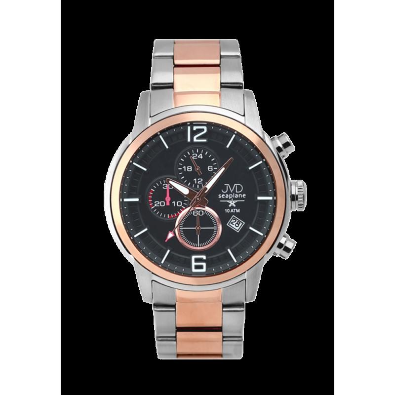 Pánske hodinky JVD JC667.6 Seaplane
