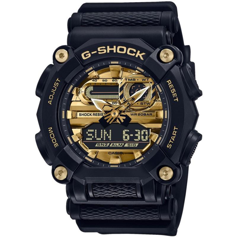 Pánske hodinky Casio G-Shock GA-900AG-1AER