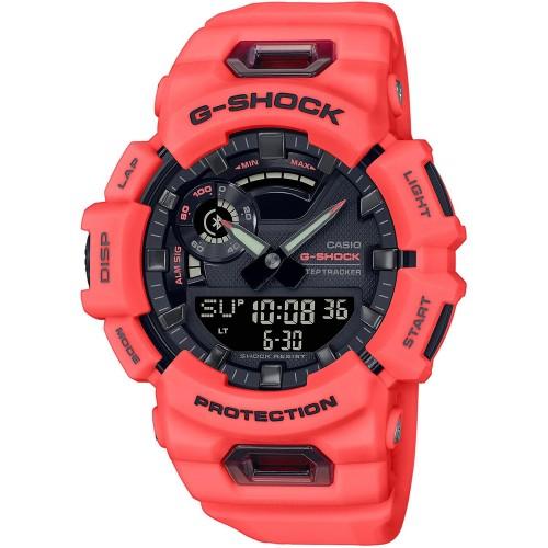 Hodinky s krokomerom Casio G-Shock GBA-900-4AER Bluetooth® Step Tracker