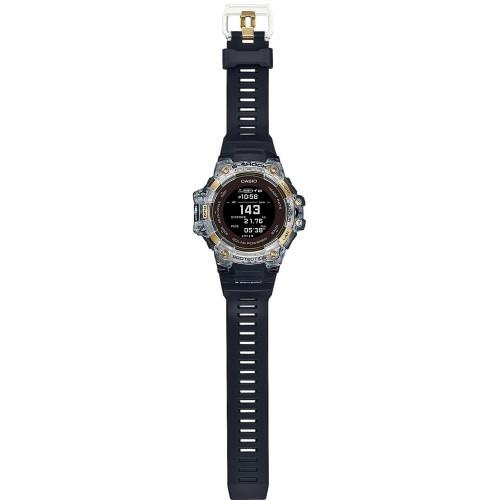 Casio G-Shock GBD-H1000-1A9ER s meraním tepu a GPS