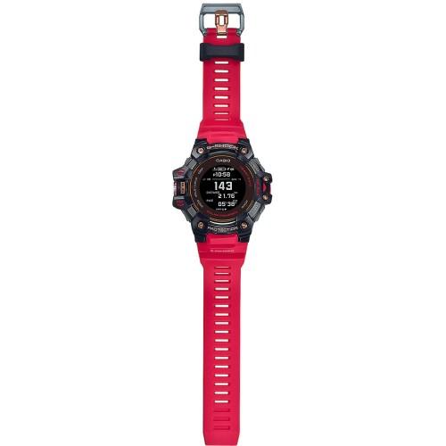 Casio G-Shock GBD-H1000-4A1ER s meraním tepu a GPS
