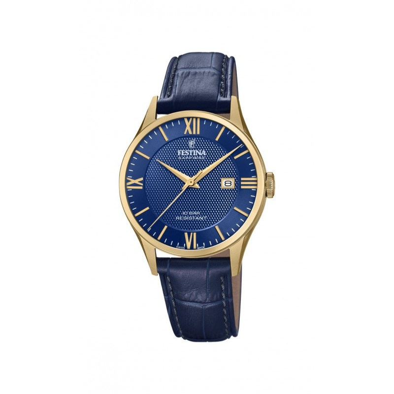 Pánske hodinky Festina 20010/3 Swiss Made