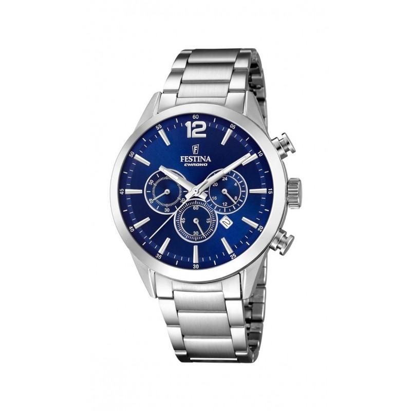 Pánske hodinky Festina 20343/7 Timeless Chronograph
