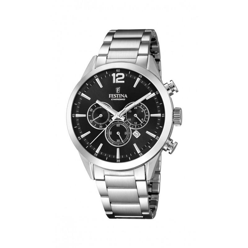 Pánske hodinky Festina 20343/8 Timeless Chronograph