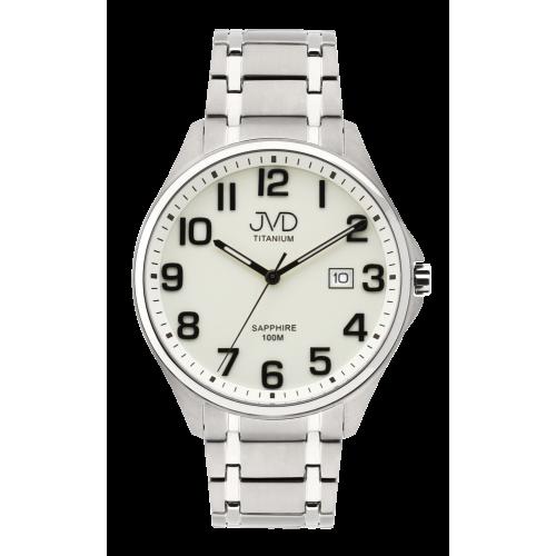 Pánske hodinky JVD JE2002.1 Titanium