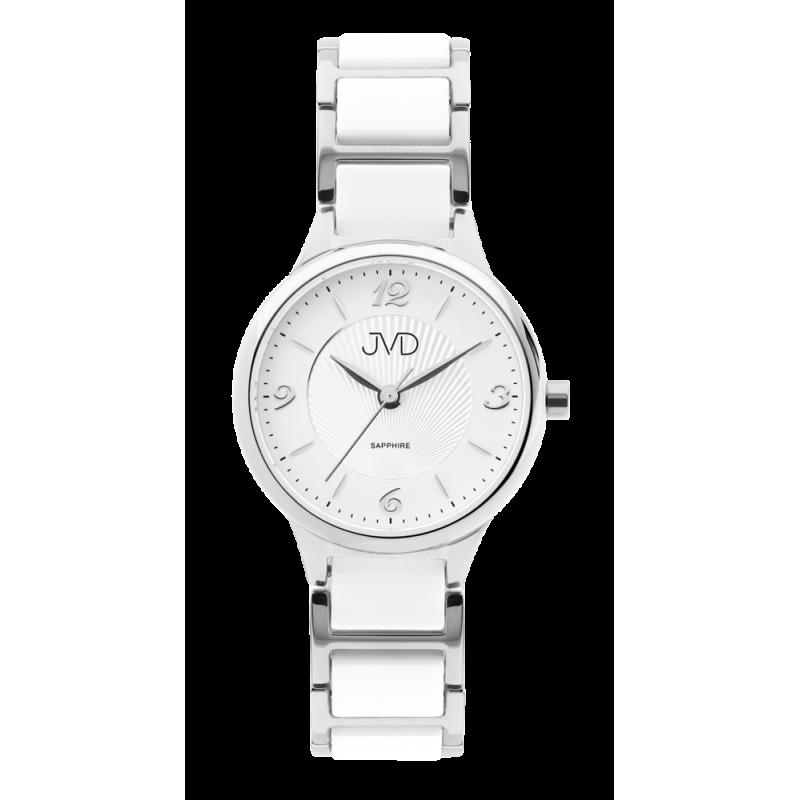 Dámske hodinky JVD JG1024.1 Ceramic Sapphire