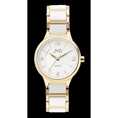 Dámske hodinky JVD JG1024.2 Ceramic Sapphire