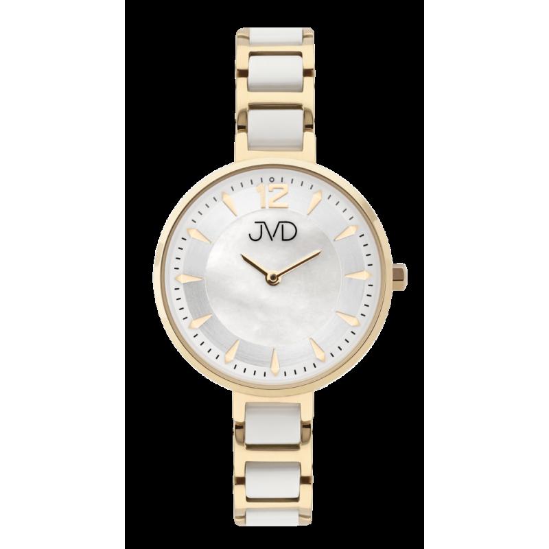 Dámske hodinky JVD JZ206.2 Ceramic