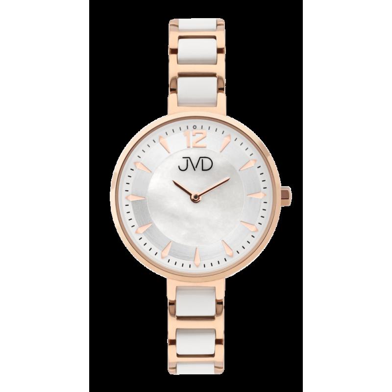 Dámske hodinky JVD JZ206.3 Ceramic
