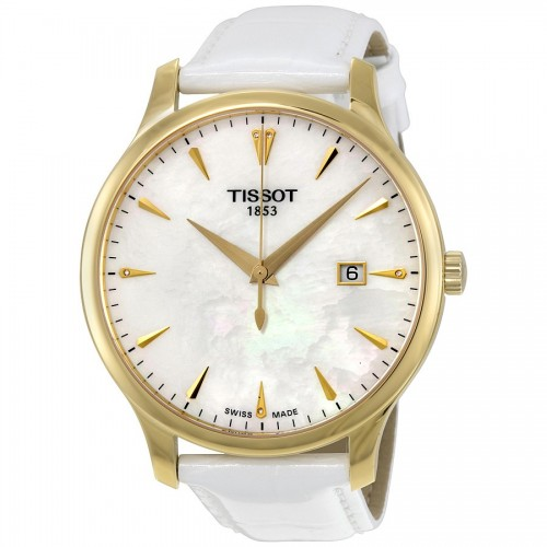 Dámske hodinky TISSOT TRADITION T063.610.36.116.00