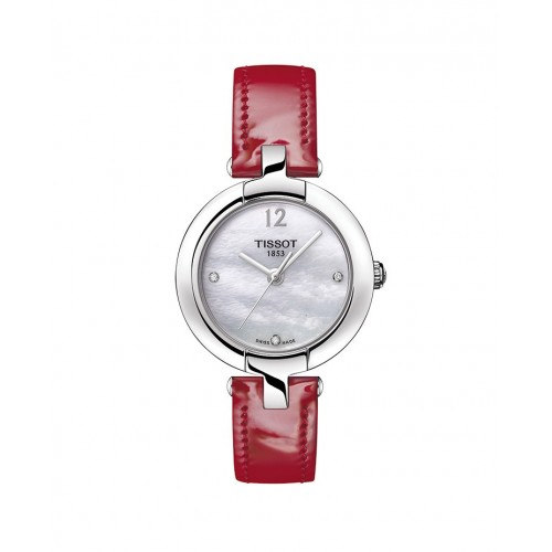 Tissot T084.210.16.116.00 PINKY Red