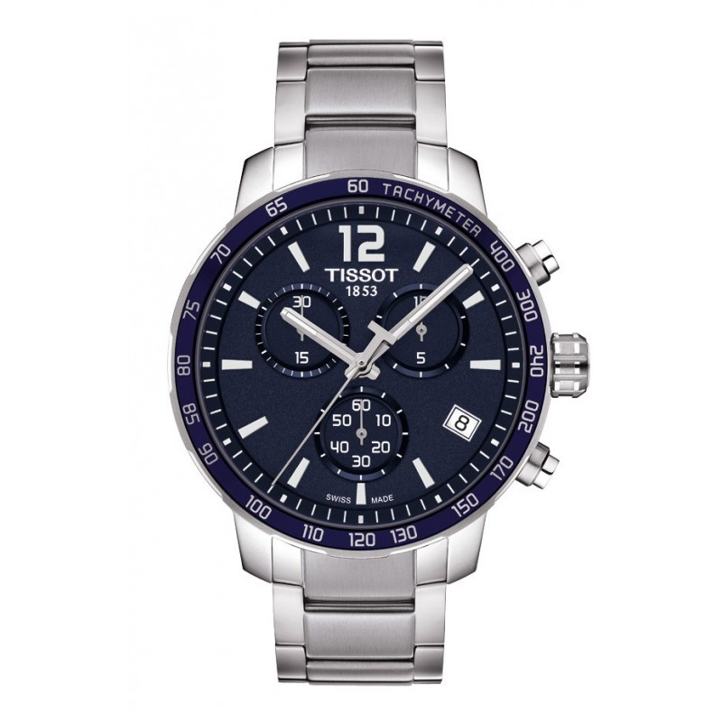 TISSOT T095.417.11.047.00 Quickster Chronograph