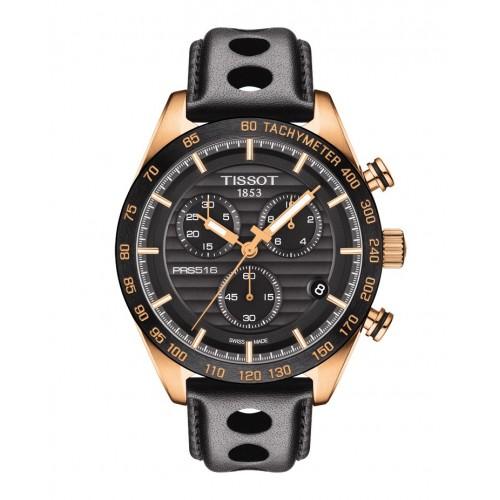 Pánske hodinky TISSOT PRS 516 CHRONOGRAPH T100.417.36.051.00
