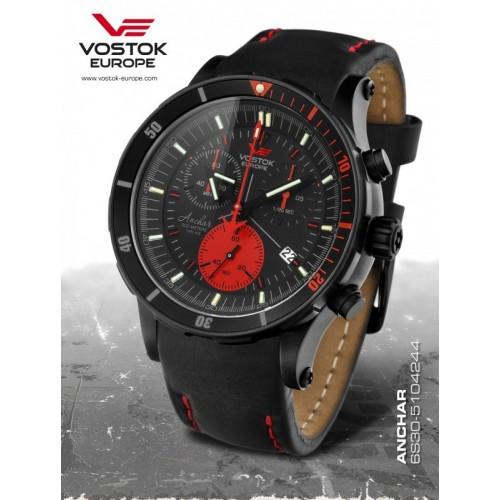 Vostok-Europe ANCHAR Submarine chrono line 6S30/5104215