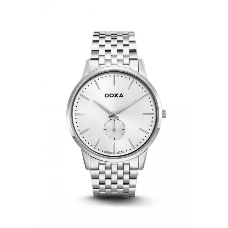 DOXA Classic 105.10.021.10 Slim Line - hodinyhodinky.sk f72974193e3