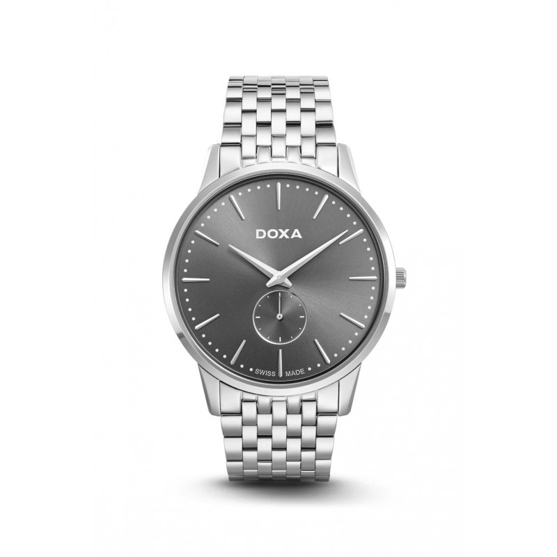 DOXA Classic 105.10.101.10 Slim Line - hodinyhodinky.sk 58ee70d897e