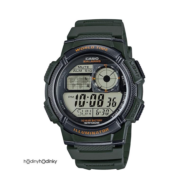 Casio AE-1000W-3AVEF