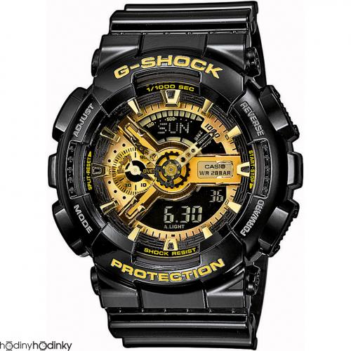 Hodinky Casio G-Shock GA-110GB-1AER