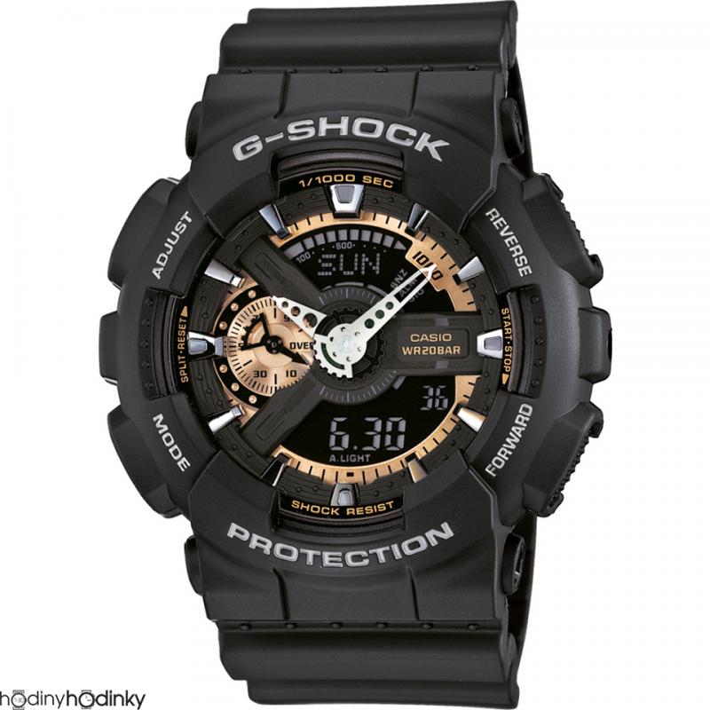Hodinky Casio G-Shock GA-110RG-1AER