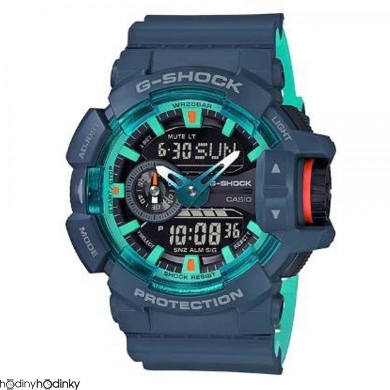 Hodinky Casio G-Shock GA-400CC-2AER