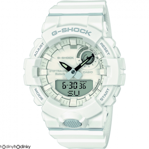 Hodinky s krokomerom Casio G-Shock Bluetooth® Step Tracker GBA-800-7AER