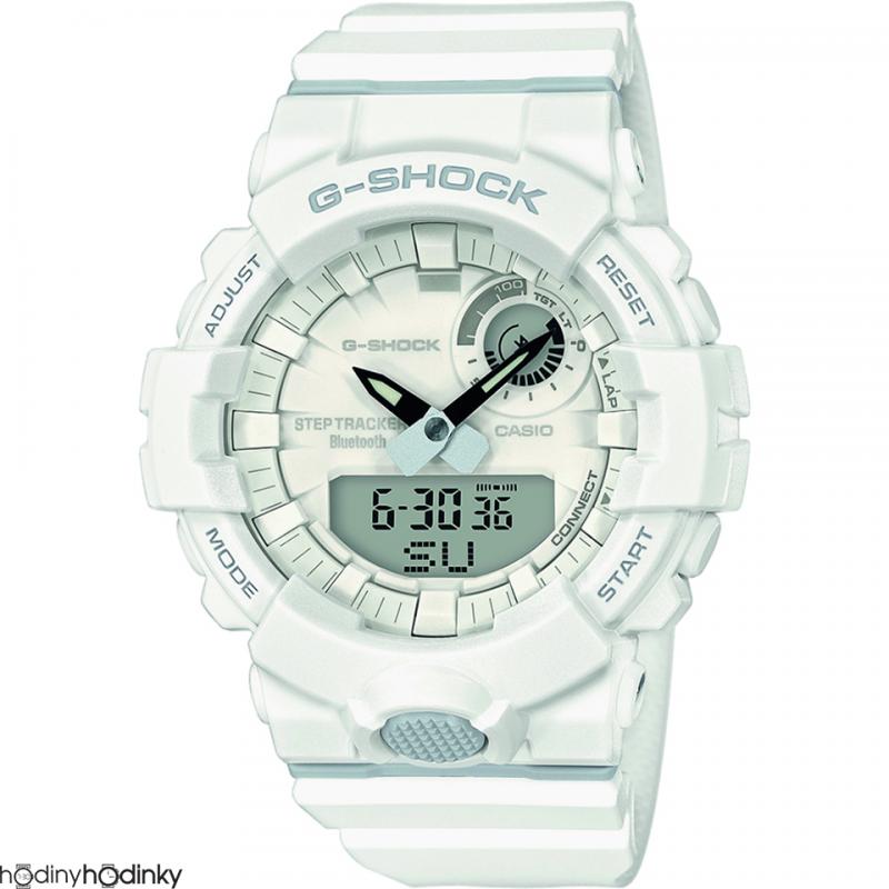 Hodinky s krokomerom Casio G-Shock Bluetooth® Step Tracker GBA-800-7AER