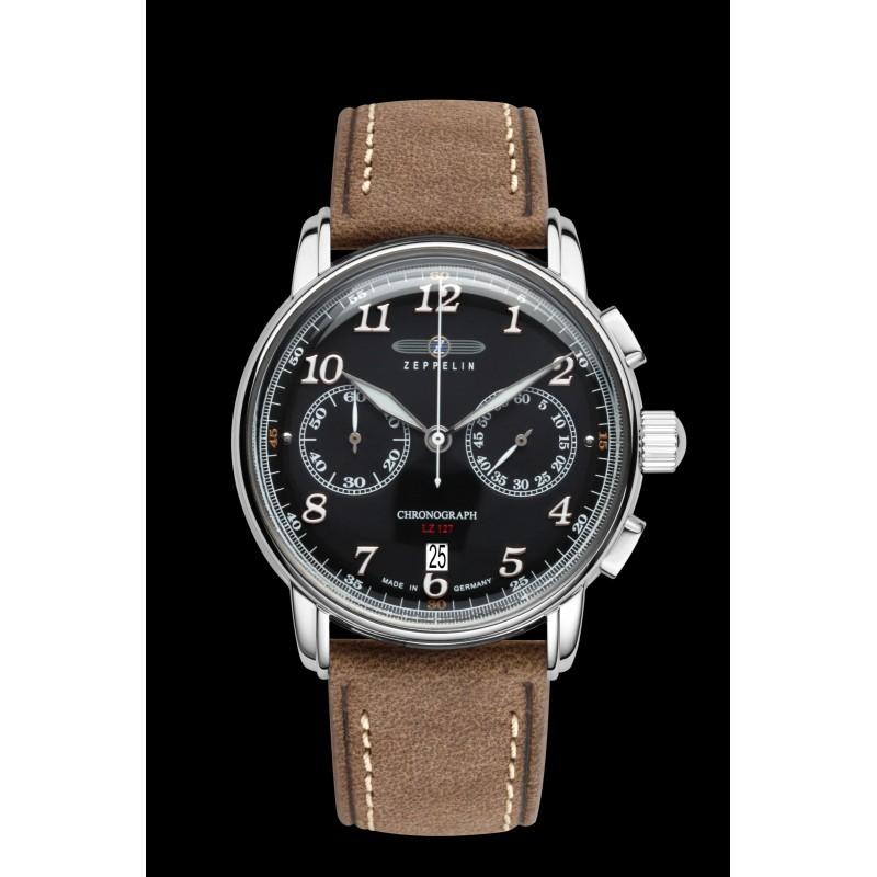 Pánske hodinky Zeppelin 8678-2 LZ127 GRAF ZEPPELIN