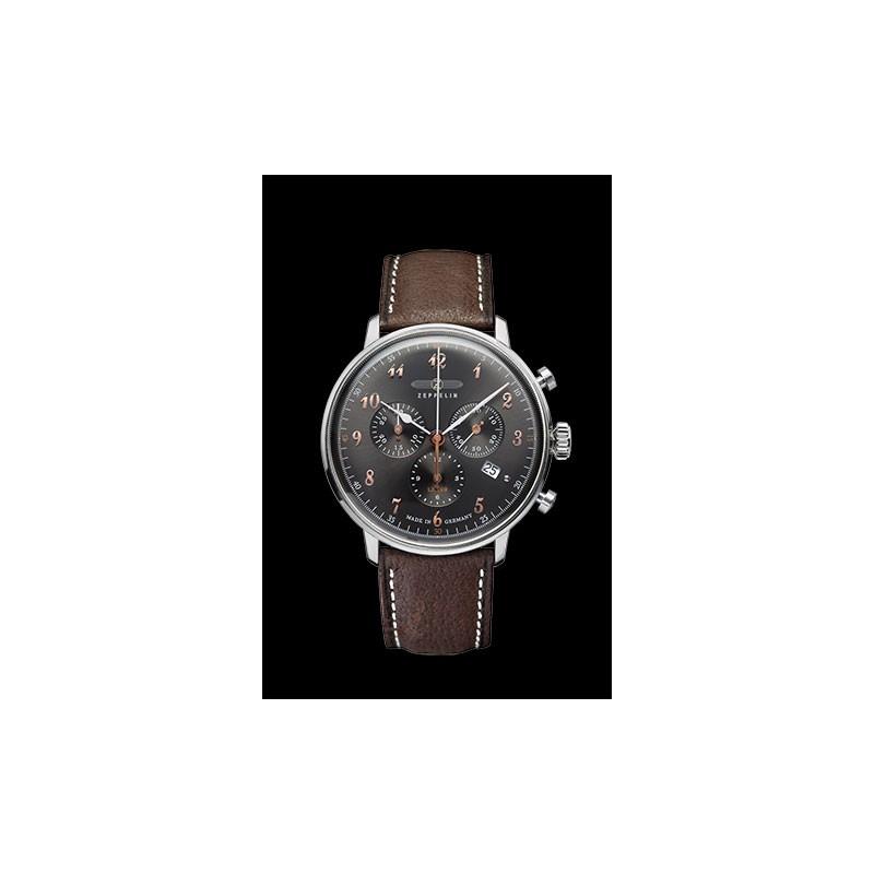 Pánske hodinky Zeppelin 7088-2 LZ129 Hindenburg ED. 1