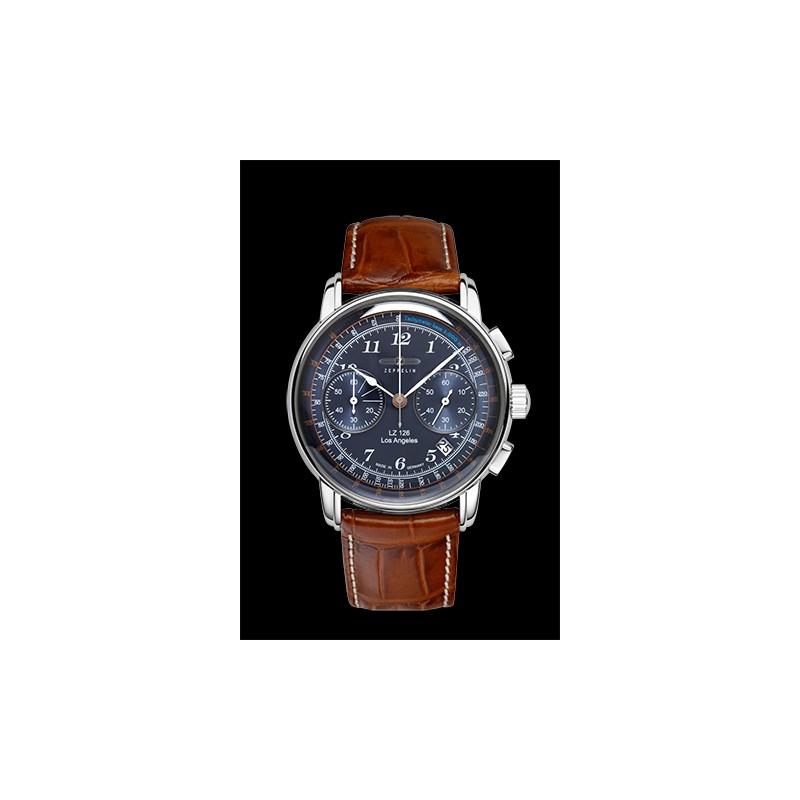 Pánske hodinky Zeppelin 7614-3 LZ126 Los Angeles