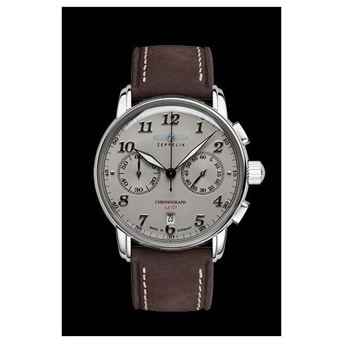 Pánske hodinky Zeppelin 8678-4 LZ127 Graf Zeppelin