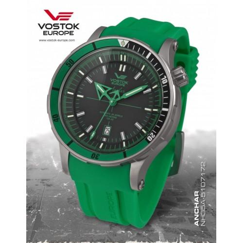 Pánske hodinky Vostok-Europe ANCHAR NH35A-5107172 Submarine