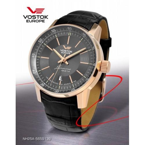 Pánske hodinky Vostok - Europe GAZ-14 Limouzine NH25A/5659139