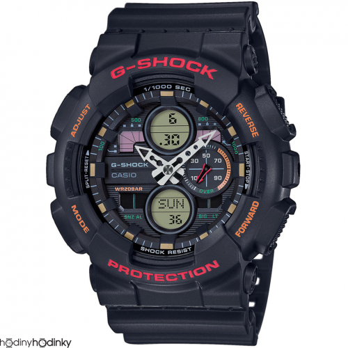 Pánske hodinky Casio G-Shock GA-140-1A4ER