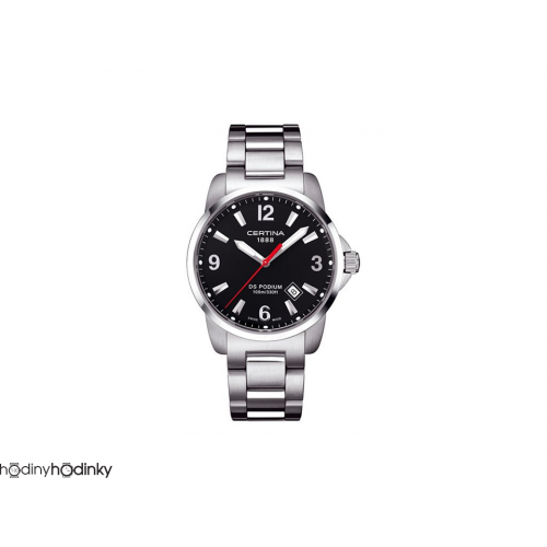 Pánske hodinky Certina DS Podium Big Size C001.610.11.057.00