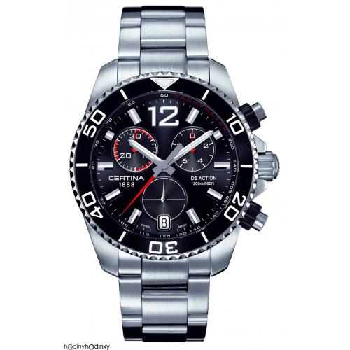 Pánske hodinky Certina DS Action C013.417.11.057.00