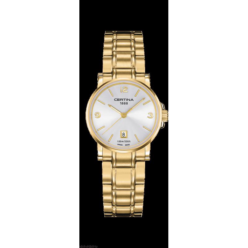 Dámske hodinky Certina DS Caimano Lady C017.210.33.037.00