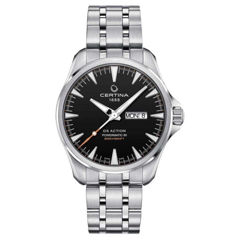 Pánske hodinky Certina DS Action C032.430.11.051.00 Powermatic 80