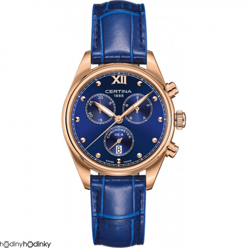 Dámske hodinky Certina DS-8 Lady C033.234.36.048.00 Chronometer