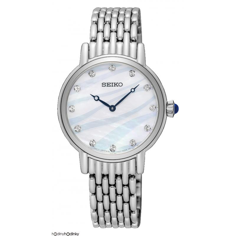 Dámske hodinky Seiko SFQ807P1